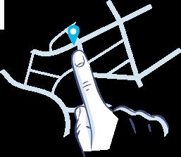 Online virtual addresses